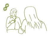 Individuele begeleiding Lemniscaat Counselling