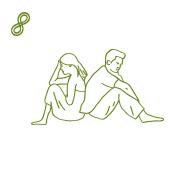 Relatietherapie, Verdriet of Individuele begeleiding Lemniscaat Counselling
